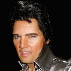 Lloyd Aron Douglas as Totally Elvis image