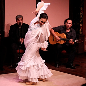 Sara Maria Flamenco Dancer image