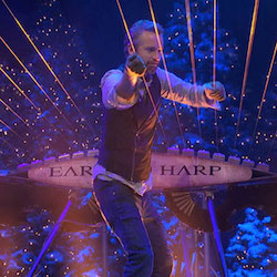 William Close and the Earth Harp Collective image
