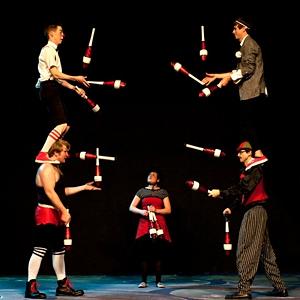Jugglers image