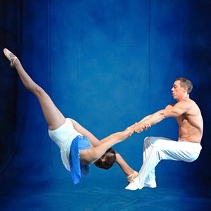 Adagio Acrobatic Duo image