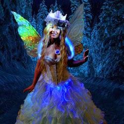 LED Snow Fairy image