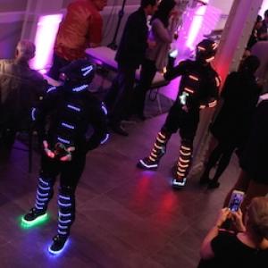 LED Robots image