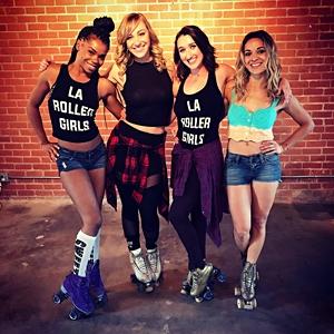 LA Roller Girls image