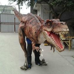 Robotic Dinosaur Character image