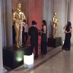 Academy Award Statues image