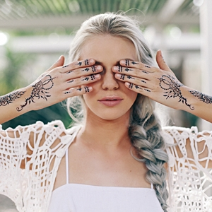 Henna Tattoo image