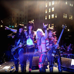 Motley Crue Tribute Band image