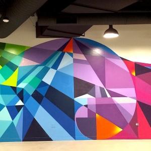 Custom Murals image