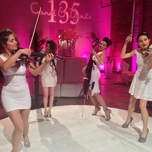 Electric Angels String Quartet image