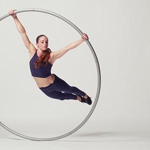 Cyr Wheel Performers image