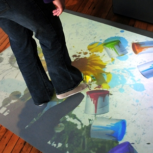 Gesture Interactive Displays image