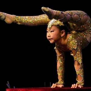 Mongolian Contortion Girls image