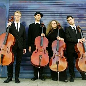 Cello Street Quartet image