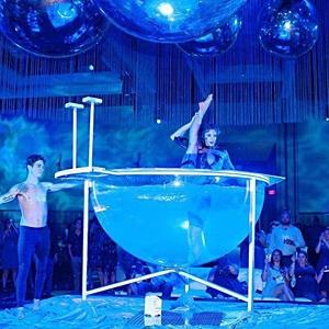 Water Bowl Circus Act image