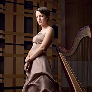 Elizabeth: Classical Harpist image