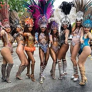 Samba Dancers image