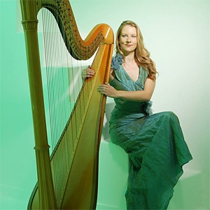 Sarah Goss - Harpist image