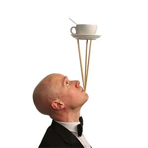 Mr Ian Marchant - Gentleman Juggler Extraordinaire image