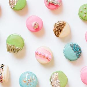 Macaron Decorating image