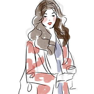 Roaming Digital Fashion Sketch Artists image