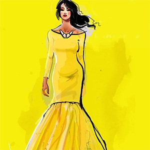 Renee RZ - Fashion Sketch image