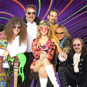 60's Summer of Love Band image