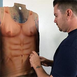 Mr. Hoodbrush - Airbrush Artist image