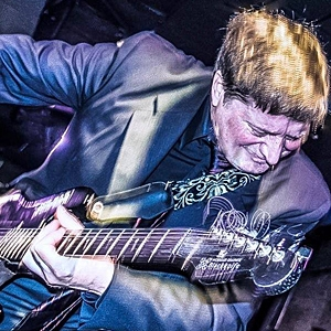 Dave Weld - Blues Guitarist image