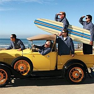 Mike Amaral's California Beach Boys Experience image