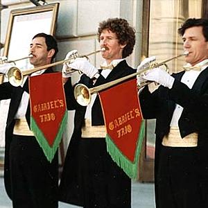 Gabriel's Trio of Heraldic Trumpets image