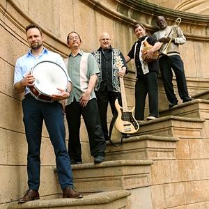 Wayne Wallace Latin Jazz Quintet image