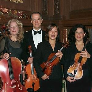 Nob Hill String Quartet image