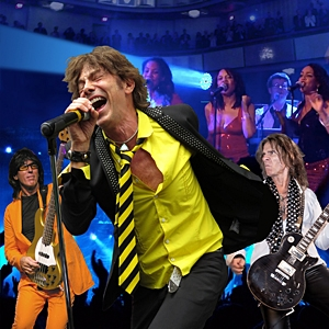 The Unauthorized Rolling Stones image