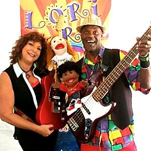 Lori & RJ - Cotton Candy Express image