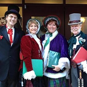 The Merrie Olde Christmas Carolers image