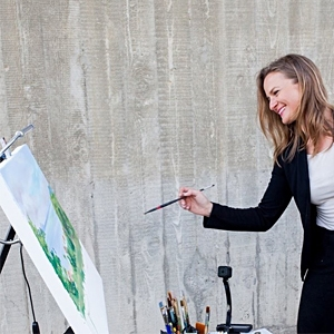 Nataliya - Live Painting Artist image