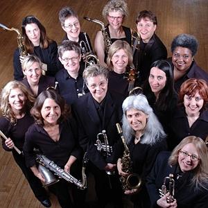 Montclair Women's Big Band image