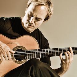 David McLean - Flamenco Guitarist image